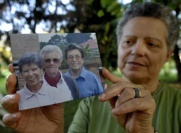 Italy Burundi Nuns Slain