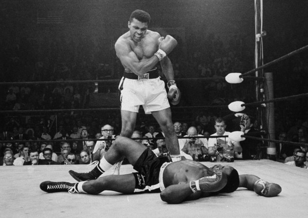 Ali Big Fight boxing