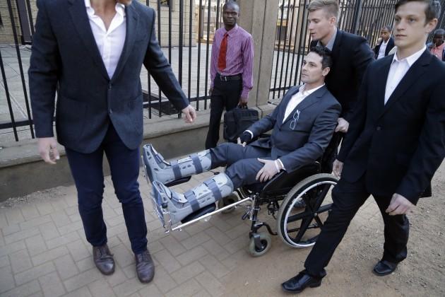 South Africa Pistorius Trial