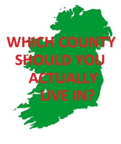 Which Irish County Should You Actually Live In? · The Daily Edge