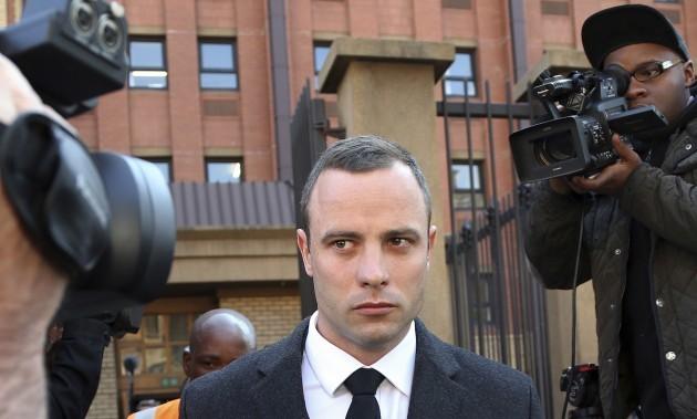 South Africa Pistorius The Judge