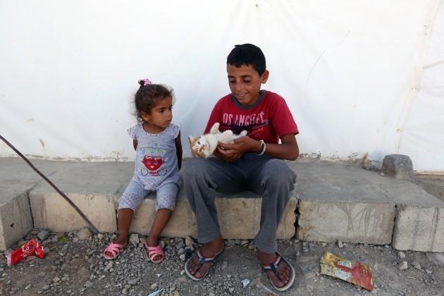 Mideast Lebanon Syria Ramadan