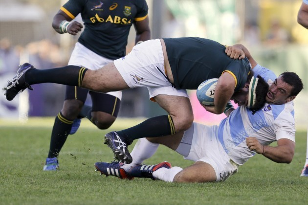 Argentina South Africa Rugby Championship