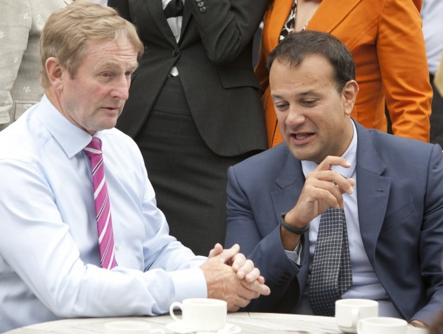 12/9/2014. Day Two of the Fine Gael Think-In. Taoi
