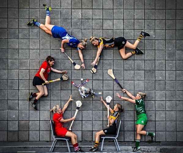 Liberty Insurance All Ireland Camogie Finals Launch