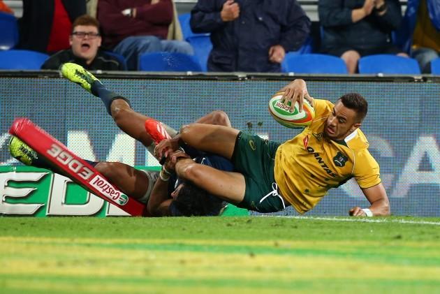 Australia Argentina Rugby