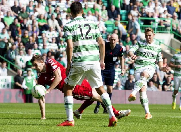 Soccer - Scottish Premiership - Celtic v Aberdeen - Celtic Park