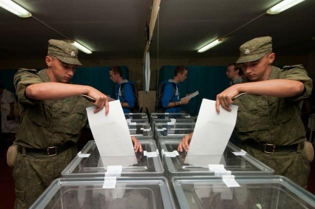 Crimea Election