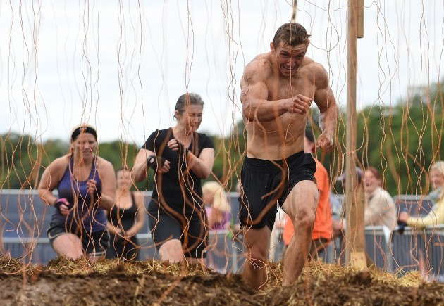 Tough Mudder South West - Cirencester