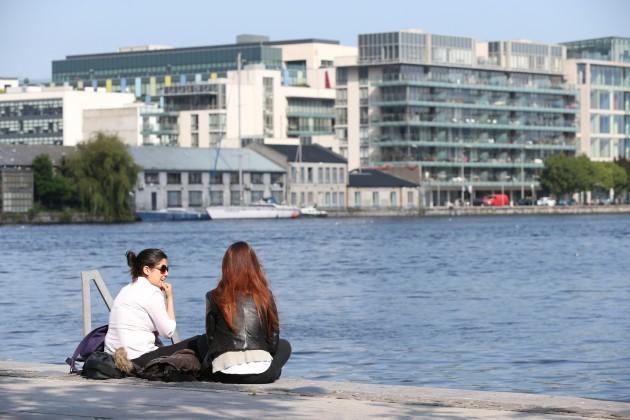 Dublin Weather Scenes