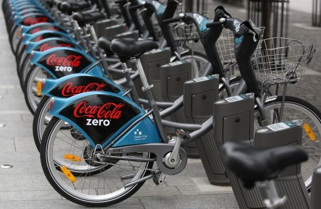 Dublin City Rental Bicycles