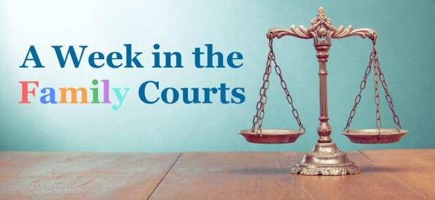 A Week in the Family Court: 'Last night he kicked my door in  I live