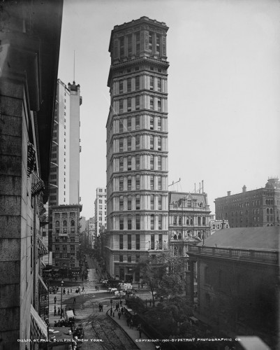 the-st-paul-building-opened-in-1899-on-lower-broadway-and-was-named-after-the-chapel-across-the-street-it-was-knocked-down-in-1958