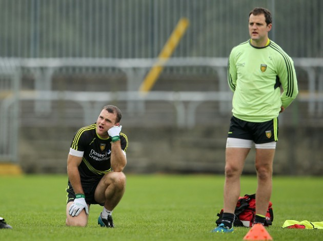 Neil McGee and Michael Murphy