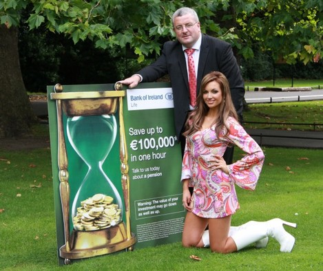 Bank of Ireland Pensions Campaigns