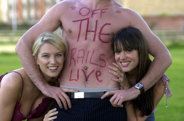 RTE OFF THE RAILS FASHION SHOWS