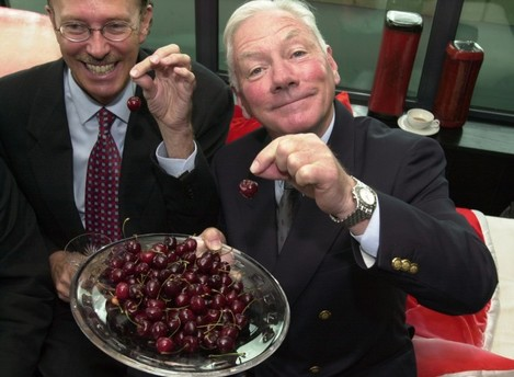 GAY BYRNE WHO WANTS TO BE A MILLIONAIRE