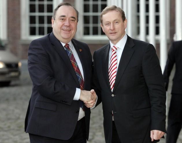 British Irish Council Summits Meetings