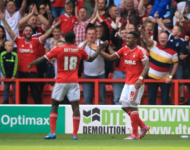 Soccer - Sky Bet Championship - Nottingham Forest v Derby County - City Ground