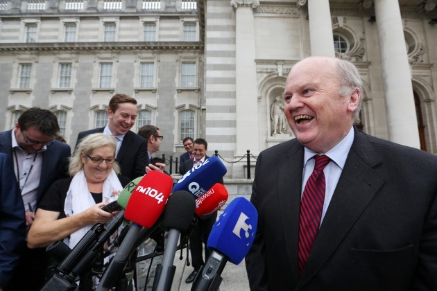 Q2 2014 - Noonan. Pictured Minister fo