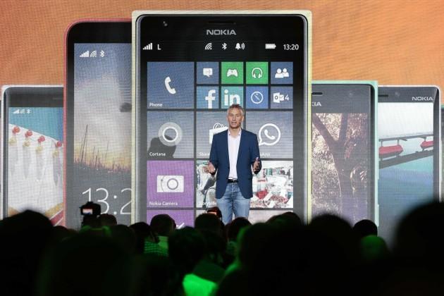 Germany Gadget Show Microsoft Nokia