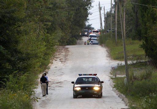 Shootings North Florida