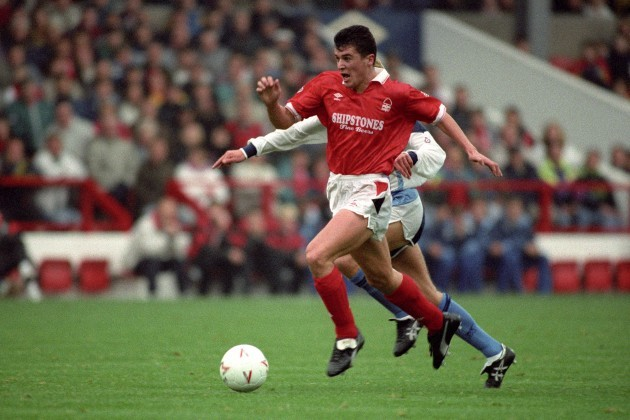Soccer - Barclays League Division One - Nottingham Forest v Coventry City