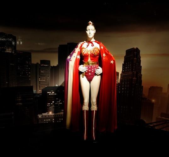 Superheroes Fashion