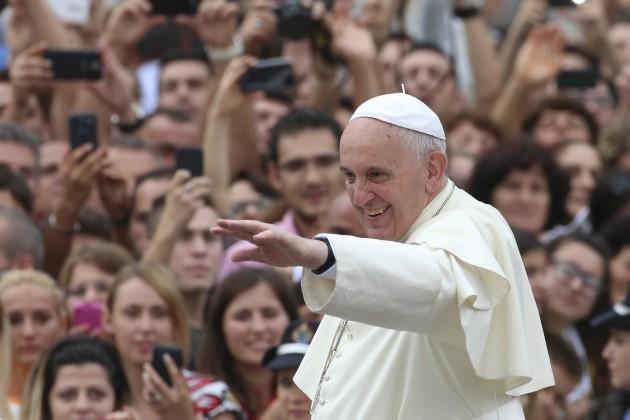 Albania Pope