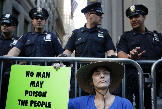 Occupy Wall Street Climate Summit