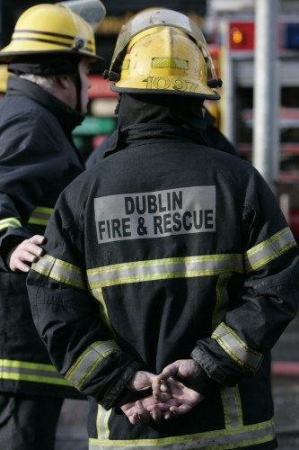 Dublin Fire Brigade Service