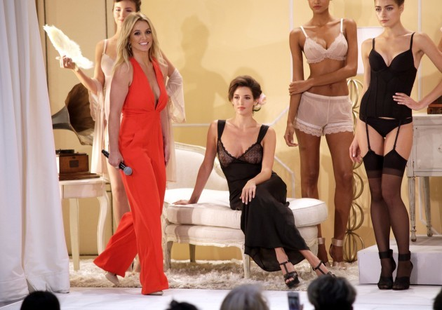 MBFW Spring/Summer 2015 - The Intimate by Britney Spears