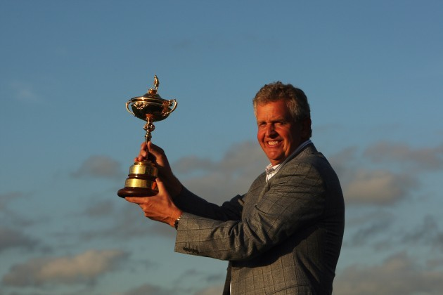 Golf - 38th Ryder Cup - Europe v USA - Day Four - Celtic Manor Resort