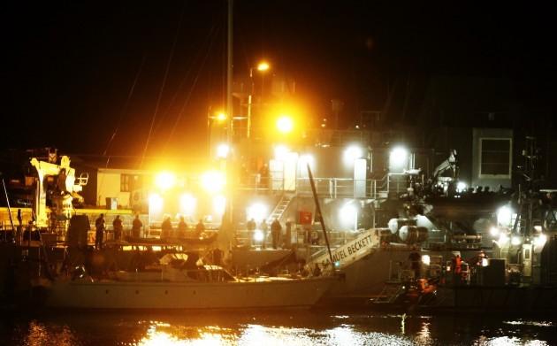 Drugs yacht seized
