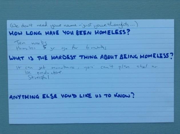 homeless card 2