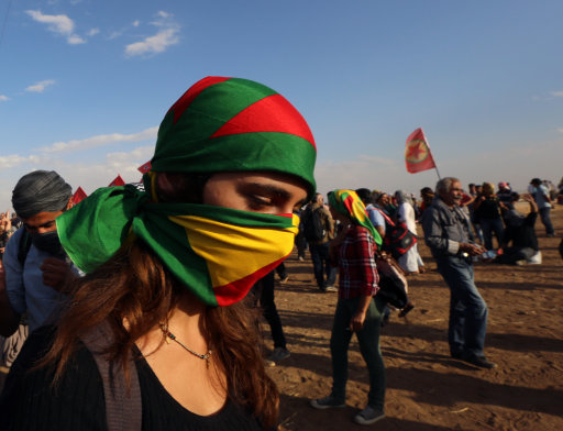 Turkey Kurds