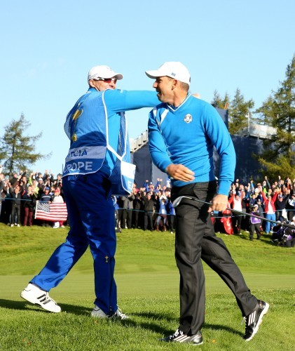 Golf - 40th Ryder Cup - Day One - Gleneagles