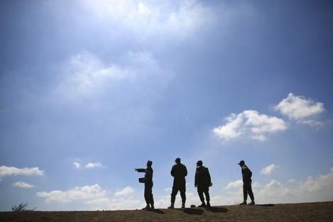 Mideast Israel Uncertain Golan