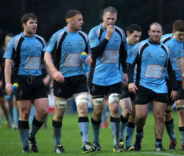 Galwegians players