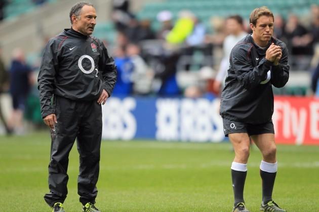 Rugby Union - RBS 6 Nations Championship 2011 - England v Scotland - Twickenham