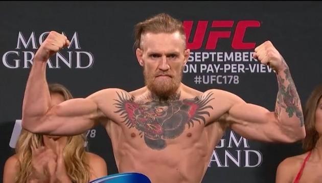 UFC 178 weigh in 2