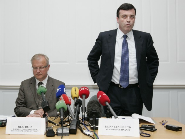 Olli Rehn Visits Ireland