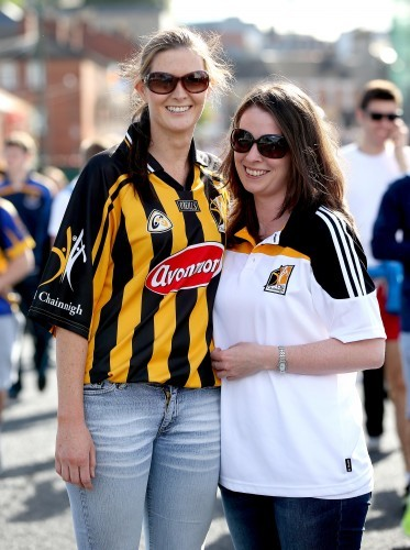 Andrea Brennan and Amy Byrne