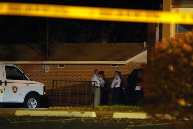 Ferguson police officer shot