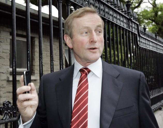 Fine Gael leadership Contests