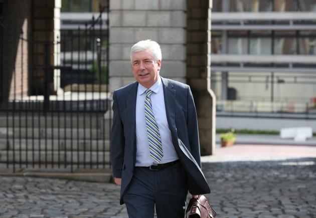 Alex White British Irish Council Meetings