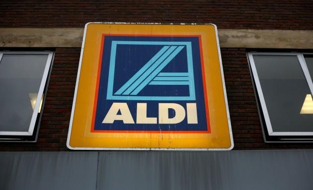 Shopping - Aldi Supermarket
