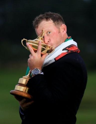 Golf - 40th Ryder Cup - Day Three - Gleneagles