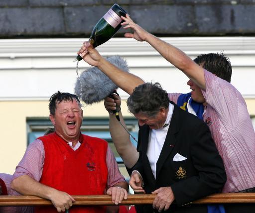 IRELAND GOLF RYDER CUP