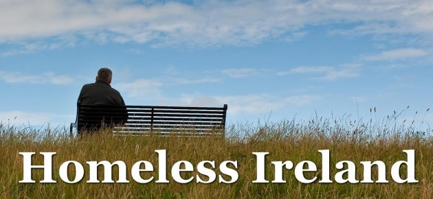 homeless ireland